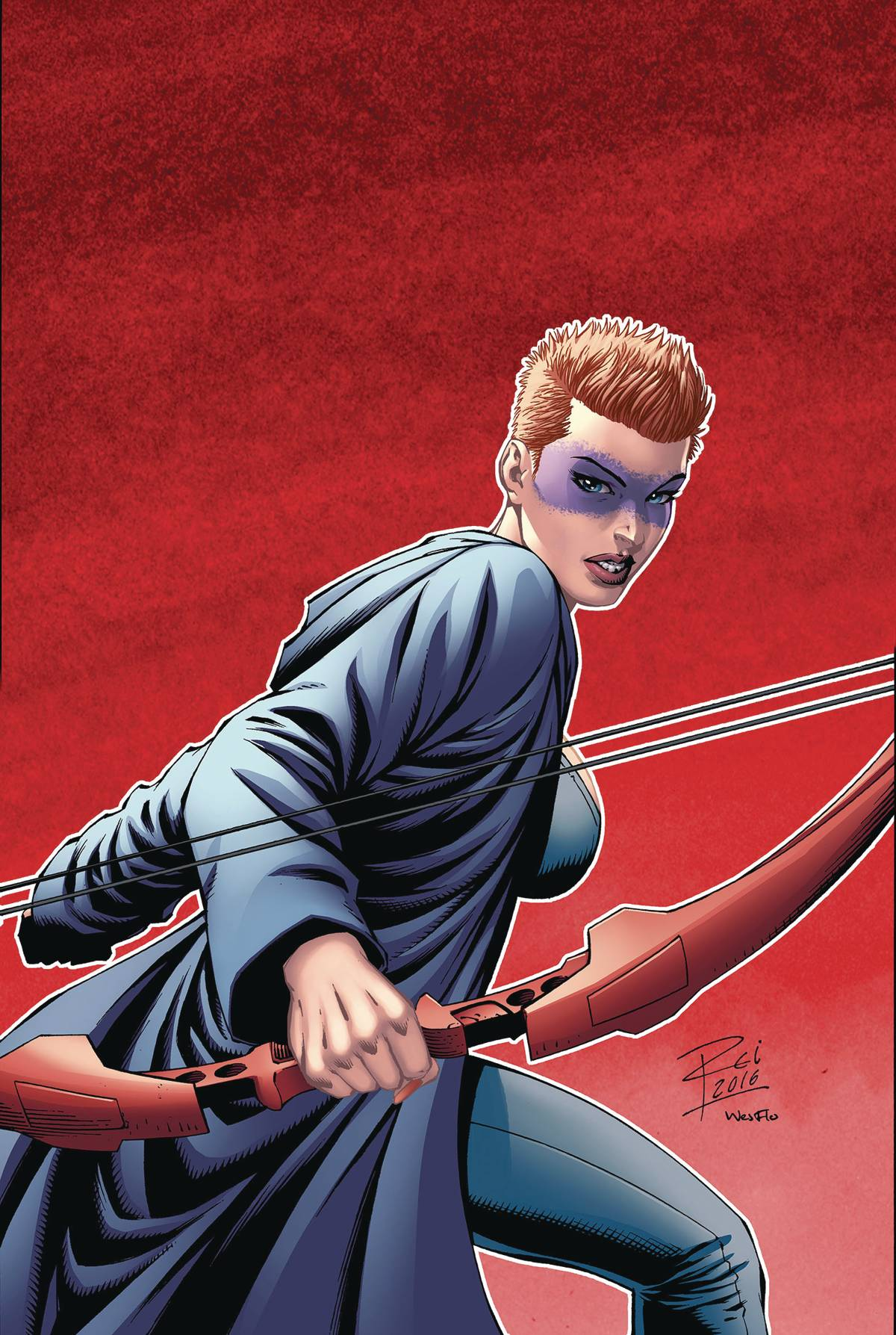 GFT Robyn Hood I Love Ny #10 (Of 12) Cover D Rei