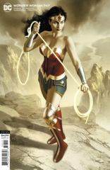 Wonder Woman Vol 1 #767 Cover B Joshua Middleton Variant