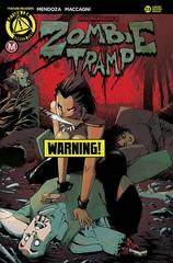 Zombie Tramp Ongoing #33 Cover D Fresh Kill Risque