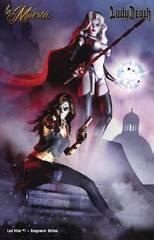La Muerta Last Rites #1 Vengeance Ed  Ltd Ed