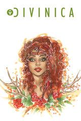 DiVinica #1 Dawn McTeigue Autumn PEARL Variant LTD to 25