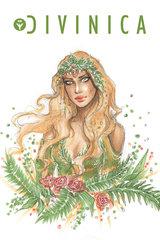 DiVinica #1 Dawn McTeigue Summer PEARL Variant LTD to 25