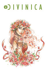 DiVinica #1 Dawn McTeigue Spring PEARL Variant LTD to 25