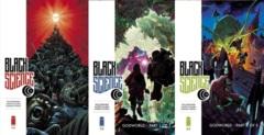 Black Science Lot 16 17 18
