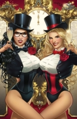 Grimm Fairy Tales #92 Cover D Franchesco! New Year's Exclusive