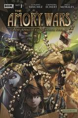 Amory Wars III Good Apollo #1 (Of 12)