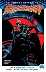 Aquaman Vol 2 Black Manta Rising TPB (Rebirth)