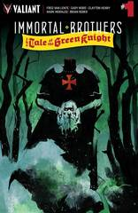 Immortal Brothers Green Knight #1 Cover A Nord