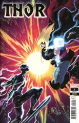 Thor Vol 6 #1 Cover M 1:25 Matteo Scalera Variant