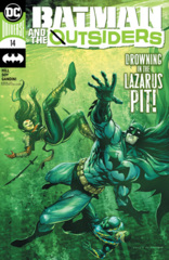 Batman And The Outsiders Vol 3 Cover A Tyler Kirkham