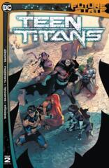 Future State Teen Titans #2 (Of 2) Cover A Rafa Sandoval