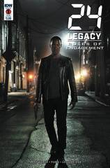 24 Legacy Rules Of Engagement #1 (Of 5) Subscription Var