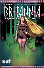 Britannia We Who #2 (Of 4) Most Good Exclusive Lafuente Variant