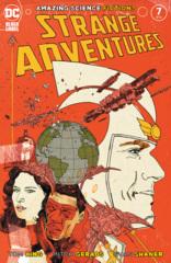 Strange Adventures #7 (Of 12) Cover A Mitch Gerads