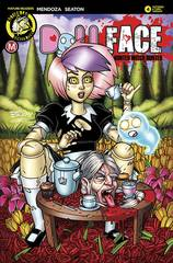 Dollface #4 Cover E Mckay Tattered & Torn