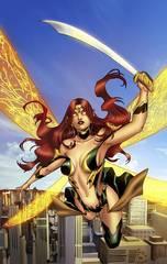 Grimm Fairy Tales #5 Cover C Casas