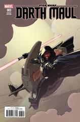 Star Wars Darth Maul #3 (Of 5) 1:25 Lopez Variant