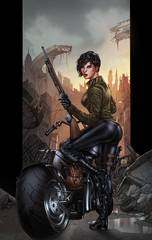 Courier #2 (Of 5) Cover C Krome