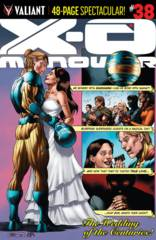 X-O Manowar #38 Cover C Cafu