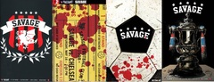 Savage Lot 1 2 3 4 Cover B Set