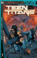 Future State Teen Titans #1 (Of 2) Cover A Rafa Sandoval