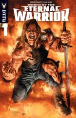 Wrath Of The Eternal Warrior #1 Cover G 1:20 Larosa Variant