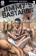 Jimmys Bastards #1 Most Good Exclusive Mike Rooth Variant LTD 300