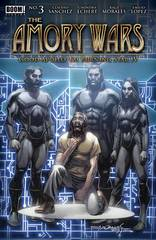 Amory Wars Good Apollo #3 (Of 12)