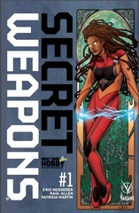 Secret Weapons #1 MGH Exclusive Jen Broomall Variant