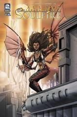 All New Soulfire #4 Cover B Lorenzana