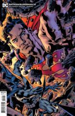 Batman Superman Vol 2 #14 Cover B Bryan Hitch Variant