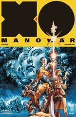 X-O Manowar 2017 Vol 1 Soldier TPB