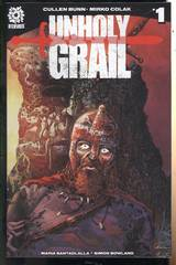 Unholy Grail #1 Cover A Colak