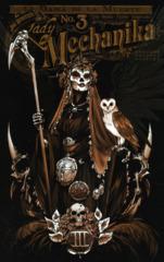 Lady Mechanika La Dama De La Muerte #3 (Of 3) 1:10 Variant