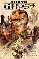 Tokyo Ghost Deluxe Edition HC