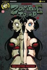 Zombie Tramp Origins #1 Cover A Mendoza
