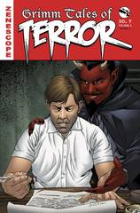 GFT Grimm Tales Of Terror Vol 3 #7 A Cover Eric J