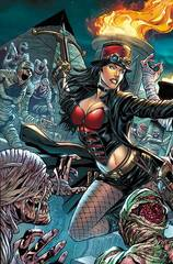 GFT Van Helsing Vs The Mummy Of Amun Ra #6 (Of 6) Cover A Lima
