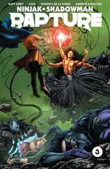 Rapture #3 Cover A Suayan