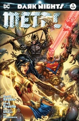 Dark Nights Metal #1 MGH Exclusive EBAS Variant