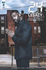 24 Legacy Rules Of Engagement #3 (Of 5) Subscription Var