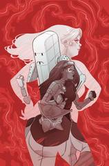 Faith And The Future Force #1 Cover D 1:10 Variant Sauvage
