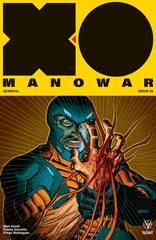 X-O Manowar (2017) #5 Cover B Johnson