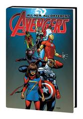 All New All Different Avengers Vol 1 HC