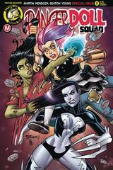 Danger Doll Squad #0 Cover E Mckay