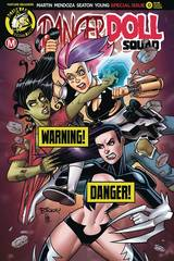 Danger Doll Squad #0 Cover F Mckay Risque