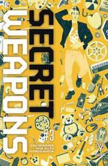 Secret Weapons #3 Cover A Allen