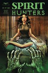Spirit Hunters #11 (Of 12) Cover A Leister