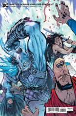 Justice League Endless Winter #1 (Of 2) Cover B Daniel Warren Johnson Variant