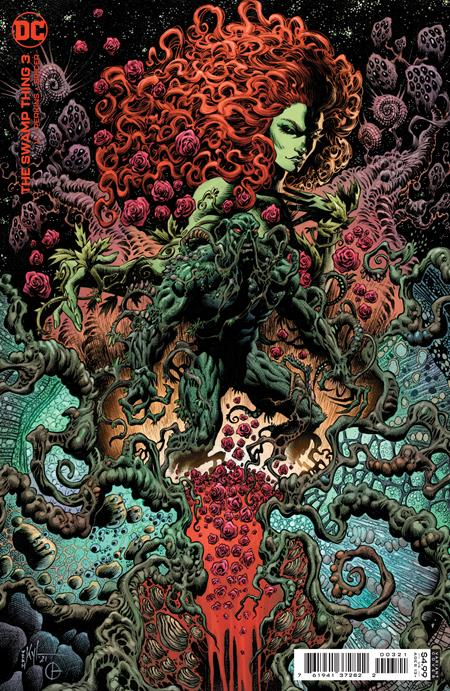 Swamp Thing #3 (Of 10) Cover B Kyle Hotz Variant